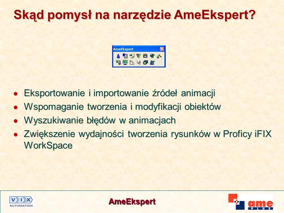 Skąd pomysł na narzędzie AmeEkspert