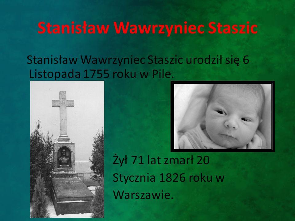 Stanisław Wawrzyniec Staszic