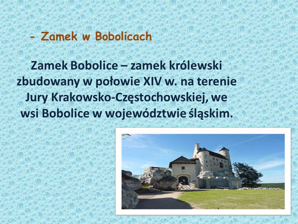 - Zamek w Bobolicach