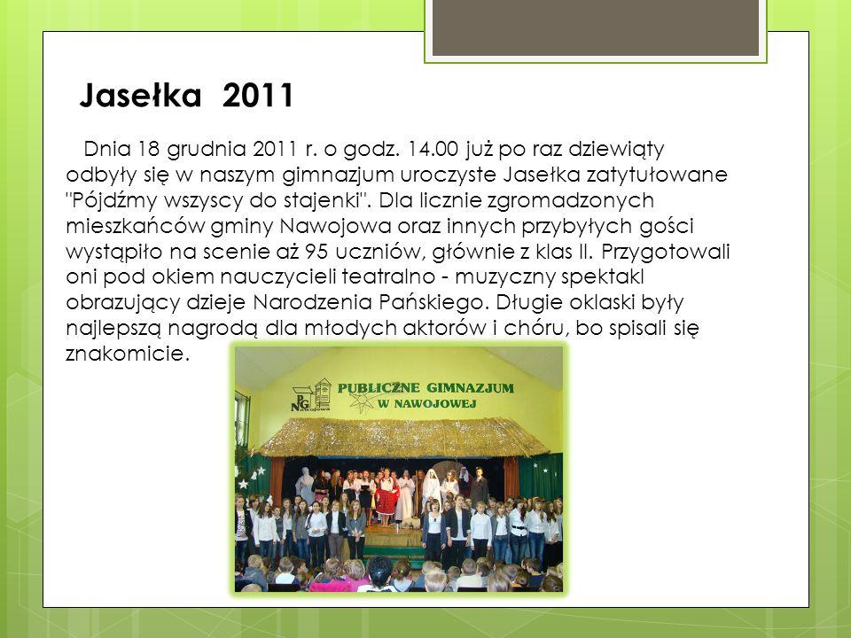 Jasełka 2011