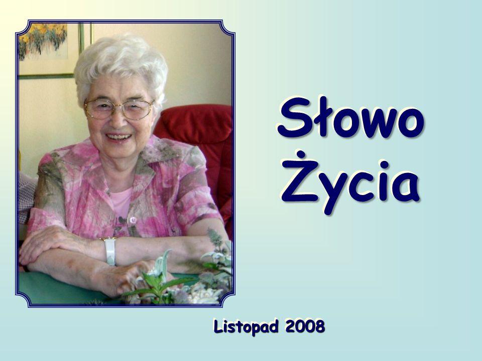 Słowo Życia Listopad 2008