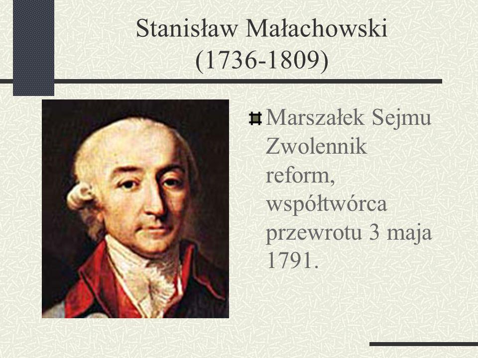 Stanisław Małachowski (1736-1809)