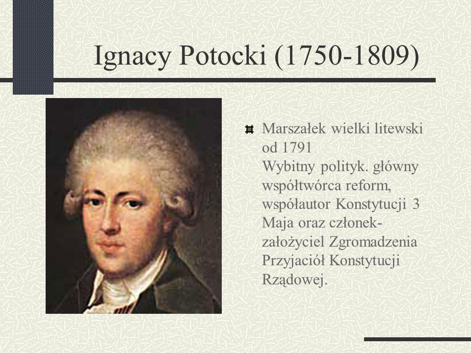 Ignacy Potocki (1750-1809)