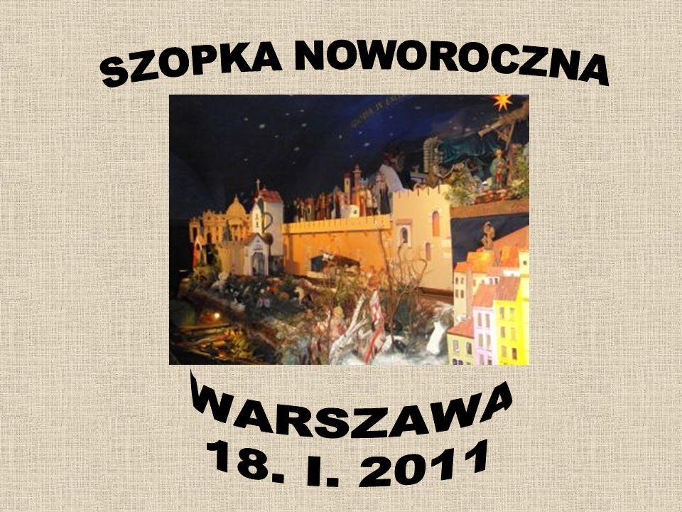 SZOPKA NOWOROCZNA WARSZAWA 18. I. 2011