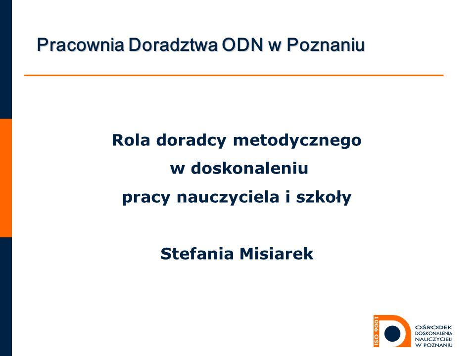 Pracownia Doradztwa ODN w Poznaniu