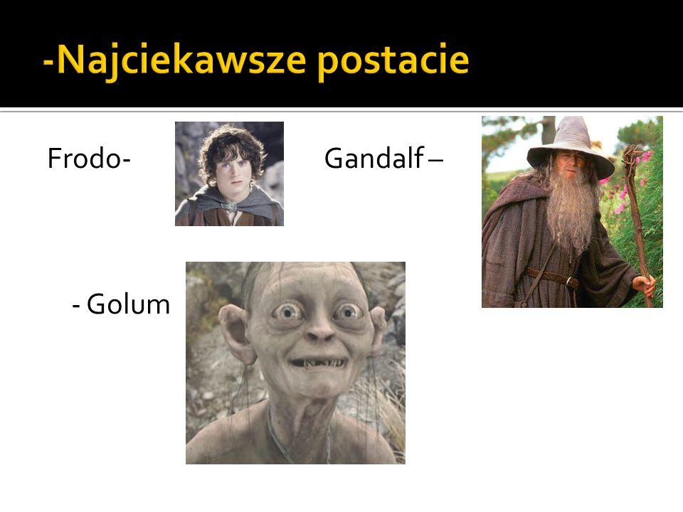 -Najciekawsze postacie
