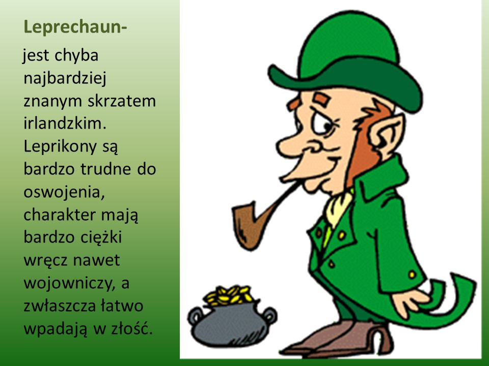 Leprechaun-