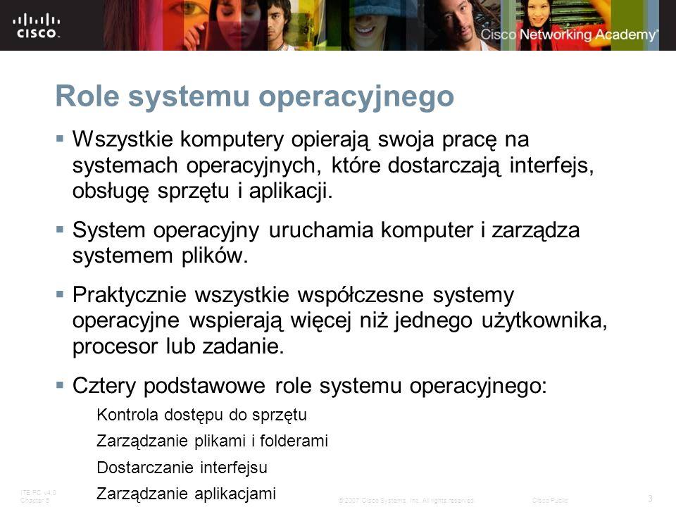 Role systemu operacyjnego