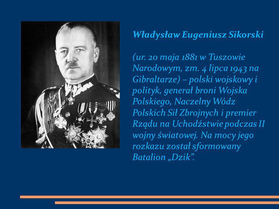 Władysław Eugeniusz Sikorski
