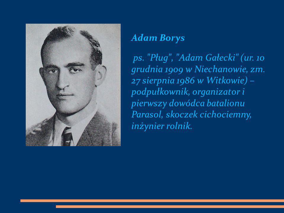 Adam Borys