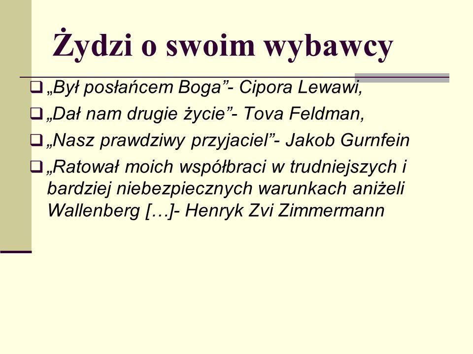"""Żydzi o swoim wybawcy """"Był posłańcem Boga - Cipora Lewawi,"""