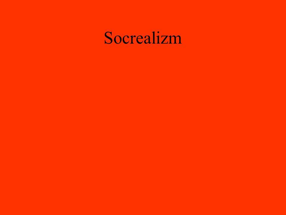 Socrealizm