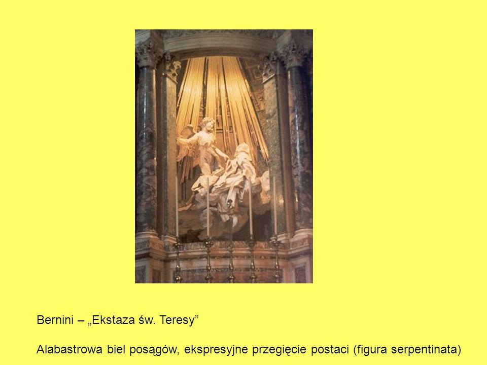 "Bernini – ""Ekstaza św. Teresy"