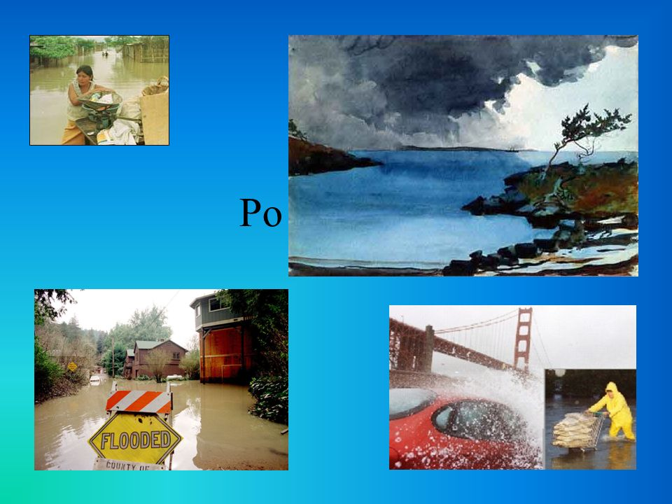 Po El Niño: