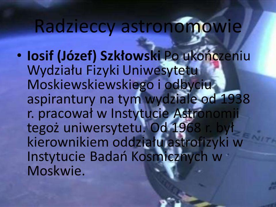 Radzieccy astronomowie