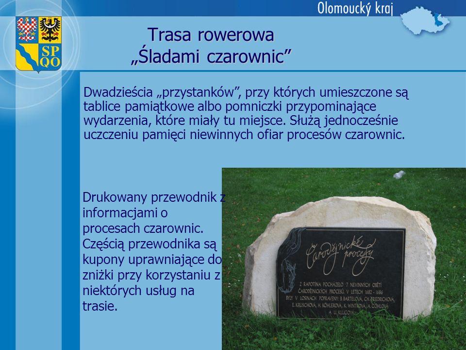 """Trasa rowerowa """"Śladami czarownic"""