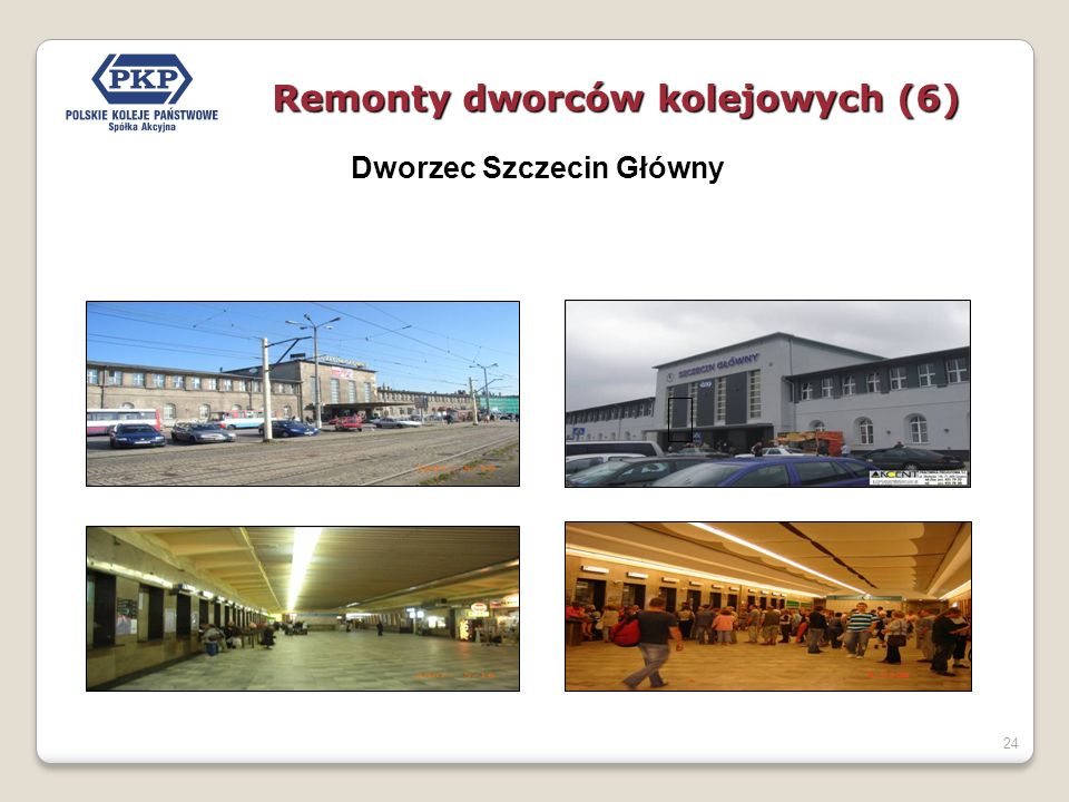 Dworzec Szczecin Główny