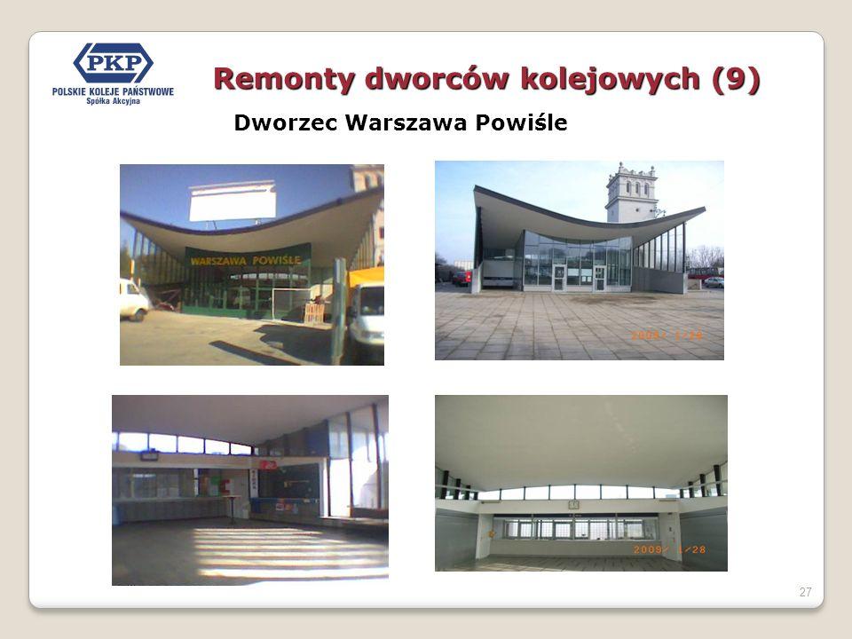 Dworzec Warszawa Powiśle
