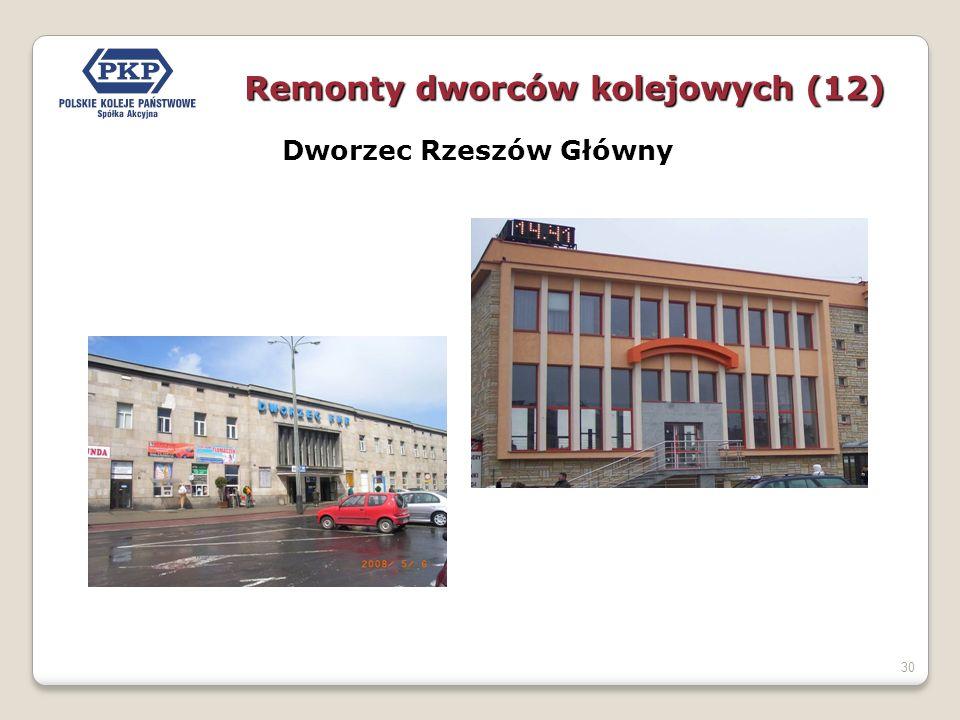 Dworzec Rzeszów Główny