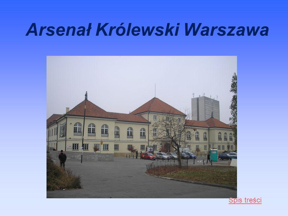 Arsenał Królewski Warszawa
