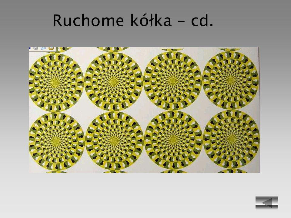 Ruchome kółka – cd.
