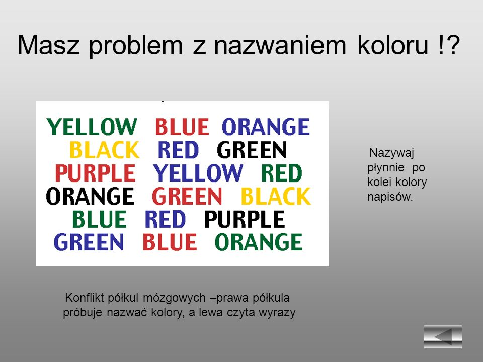 Masz problem z nazwaniem koloru !