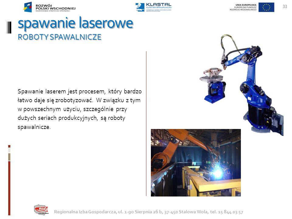 spawanie laserowe ROBOTY SPAWALNICZE