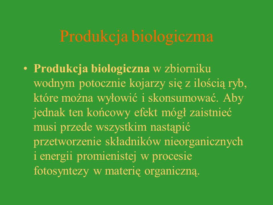 Produkcja biologiczma