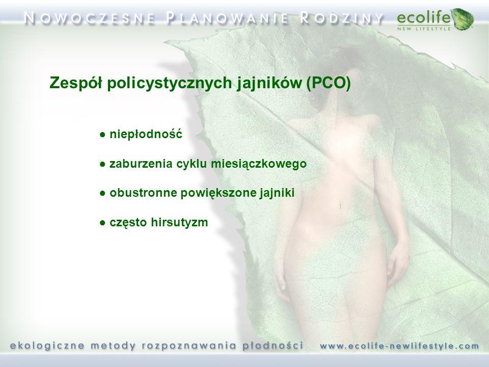 Zespół policystycznych jajników (PCO)