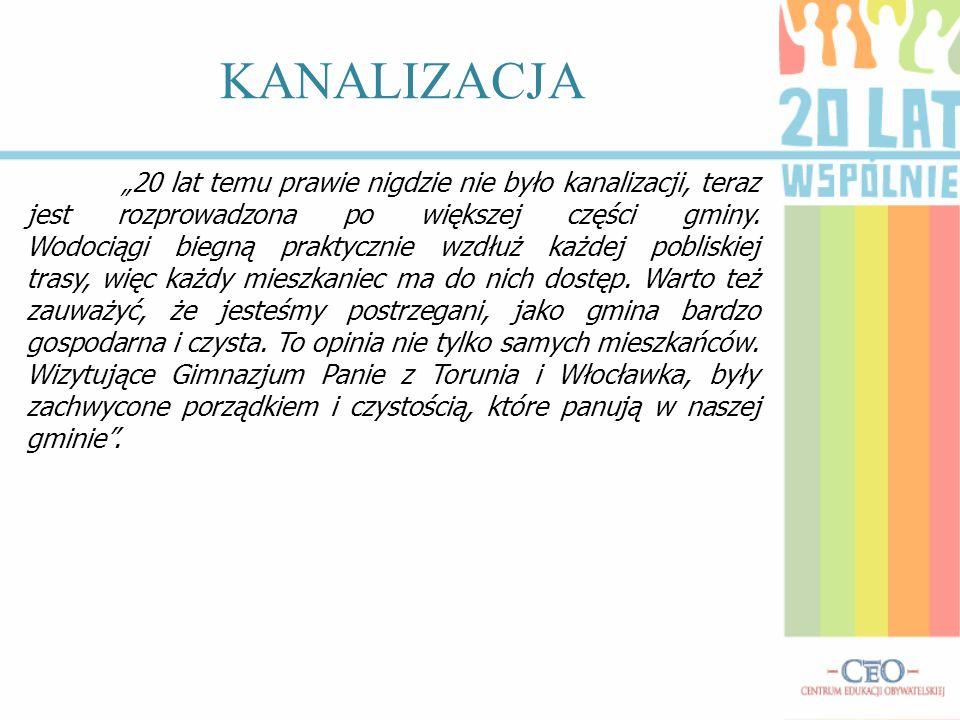 KANALIZACJA