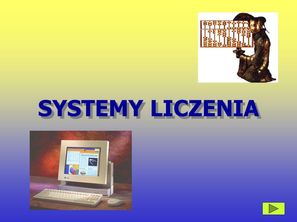 SYSTEMY LICZENIA