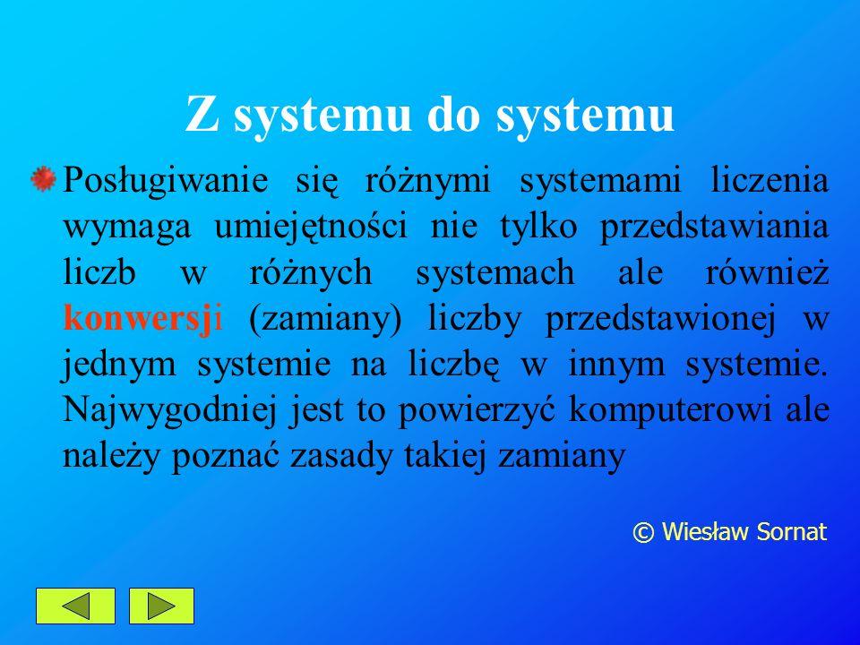 Z systemu do systemu