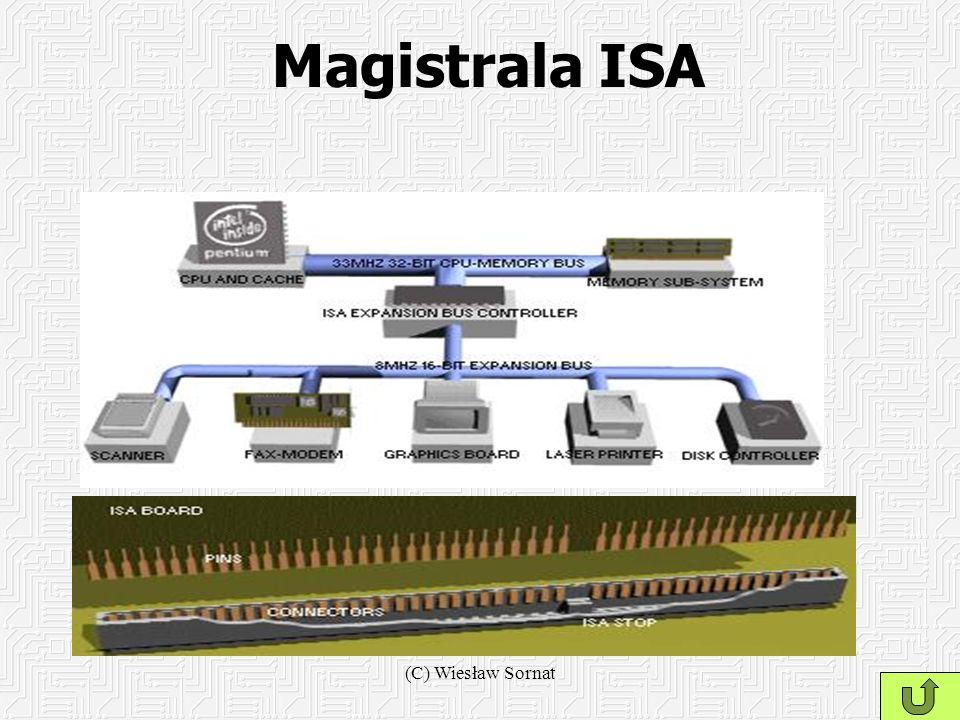 Magistrala ISA (C) Wiesław Sornat