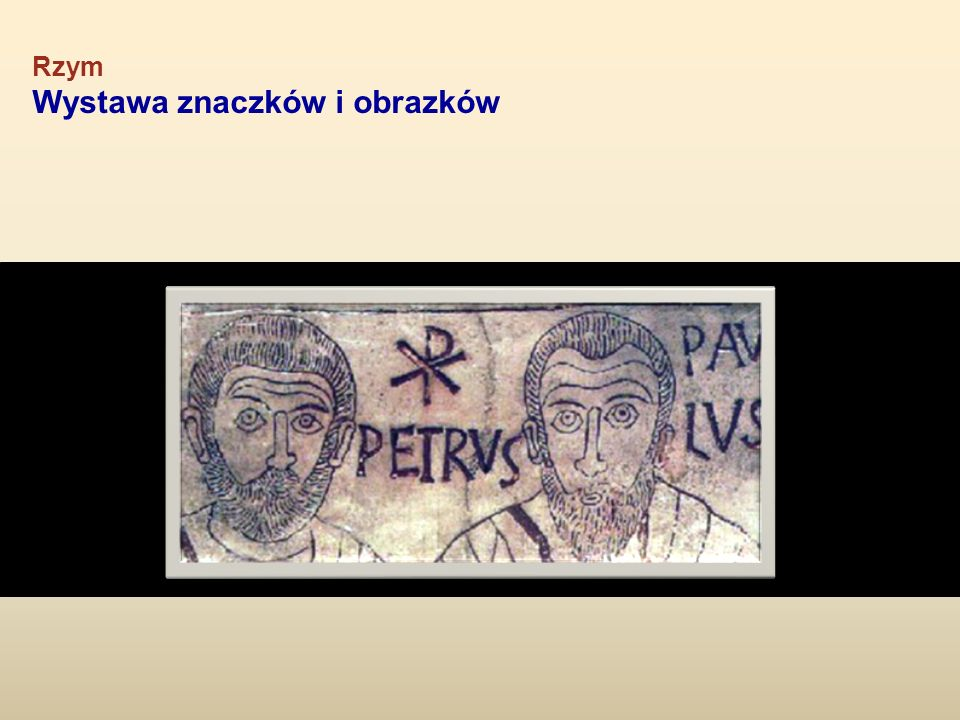 Wystawa znaczków i obrazków