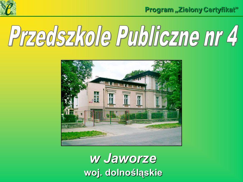 Przedszkole Publiczne nr 4