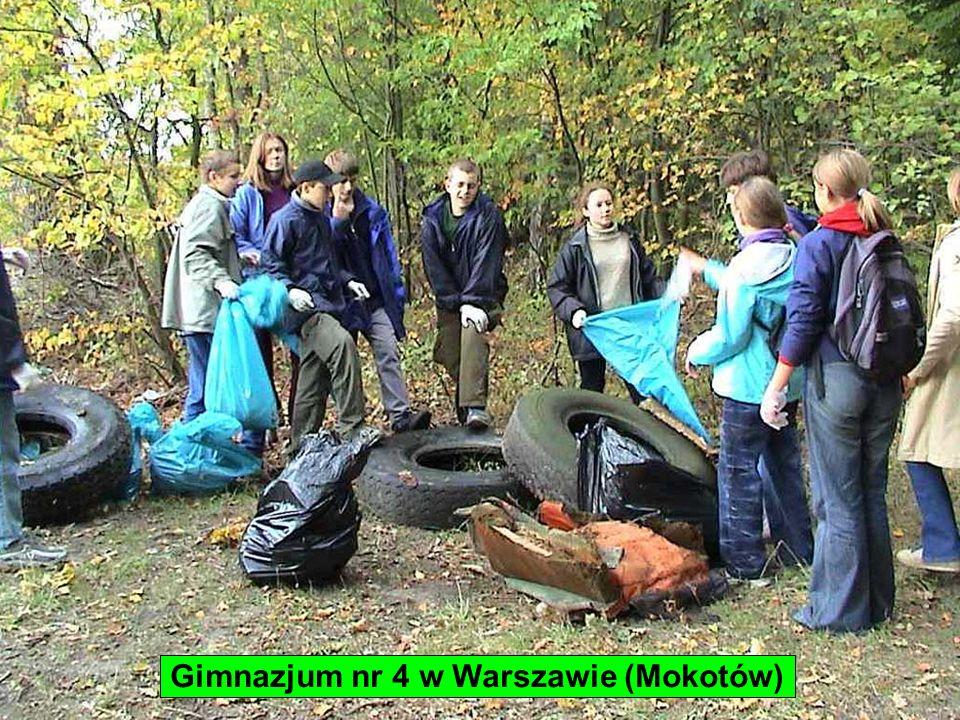 Gimnazjum nr 4 w Warszawie (Mokotów)