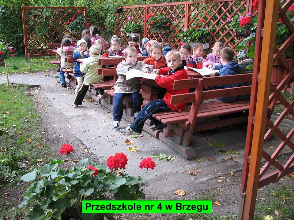 Przedszkole nr 4 w Brzegu