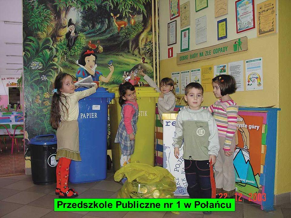 Przedszkole Publiczne nr 1 w Połańcu