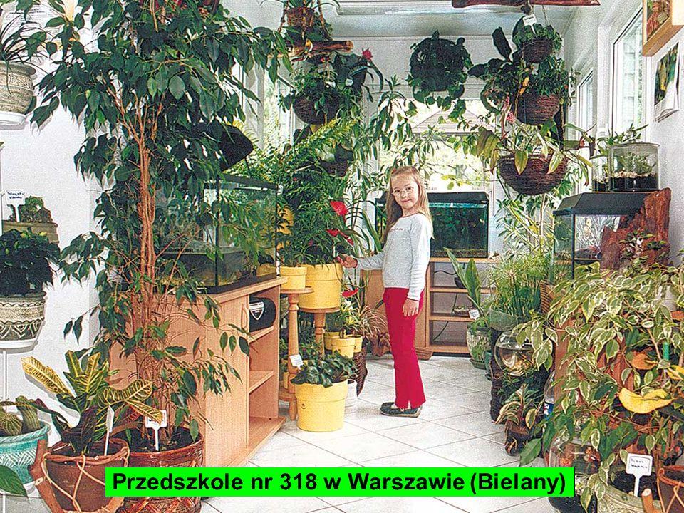 Przedszkole nr 318 w Warszawie (Bielany)