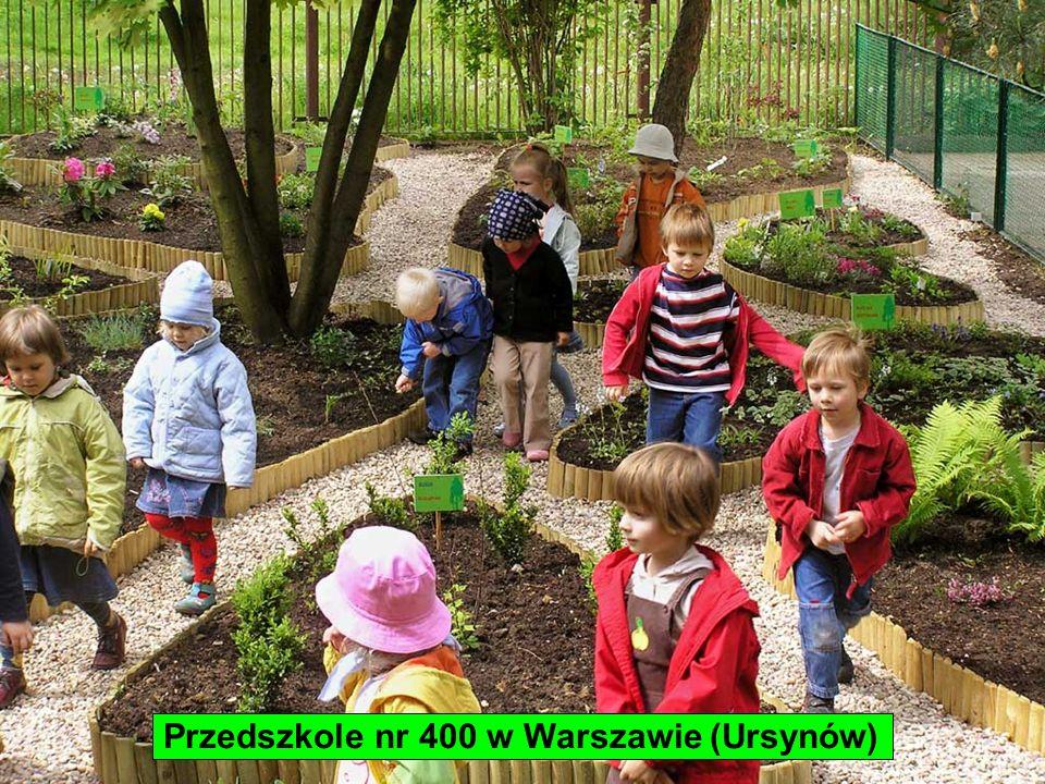 Przedszkole nr 400 w Warszawie (Ursynów)