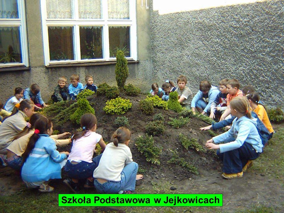 Szkoła Podstawowa w Jejkowicach