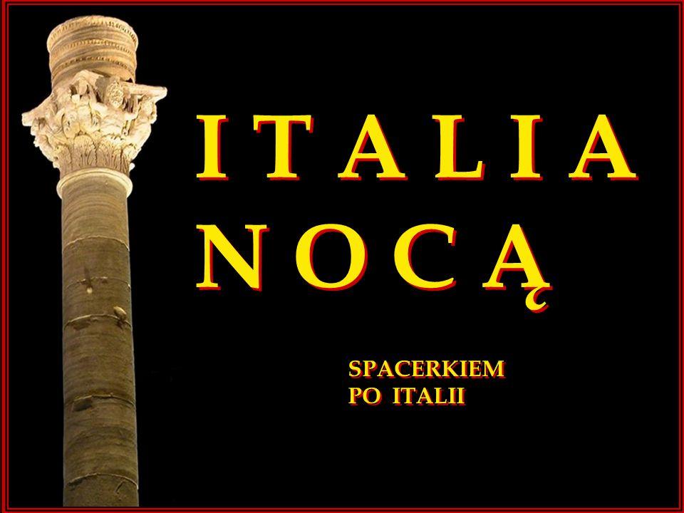 I T A L I A N O C Ą SPACERKIEM PO ITALII