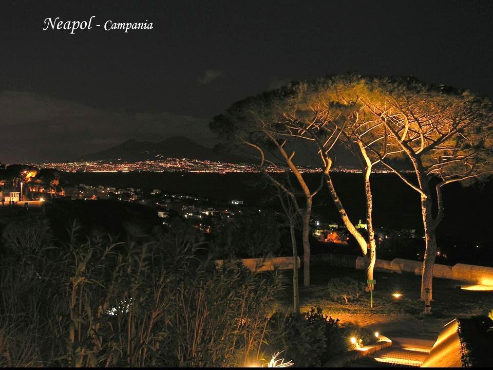 Neapol - Campania neapol