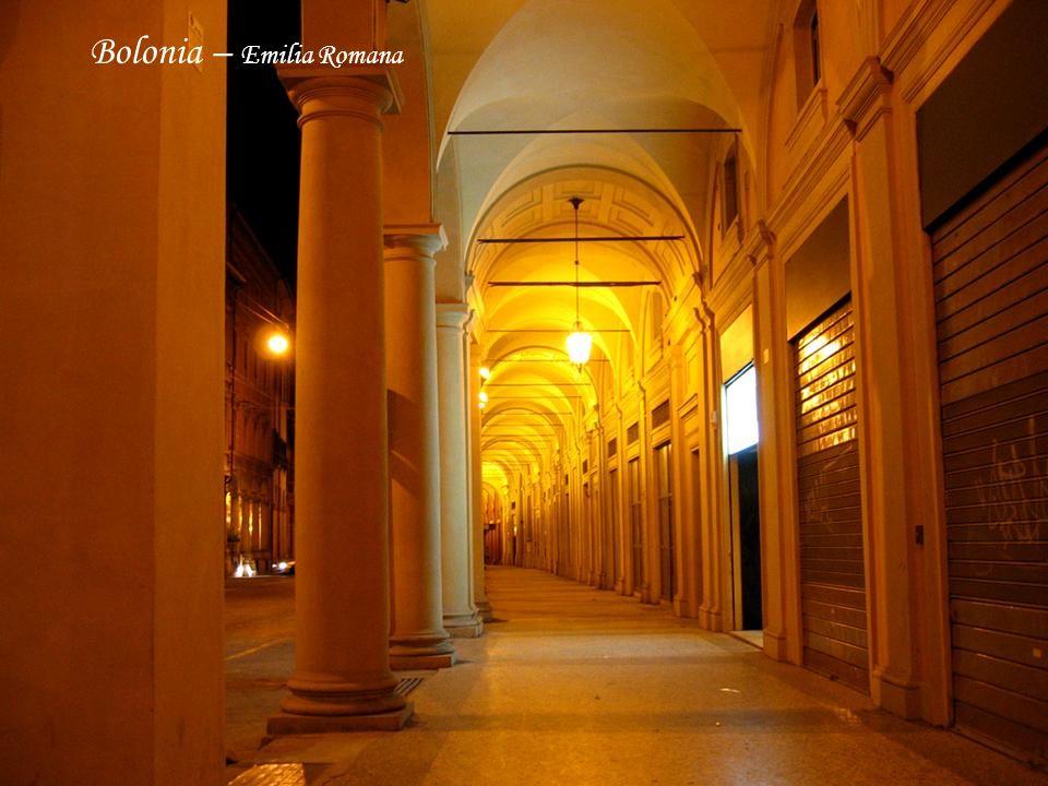 Bolonia – Emilia Romana