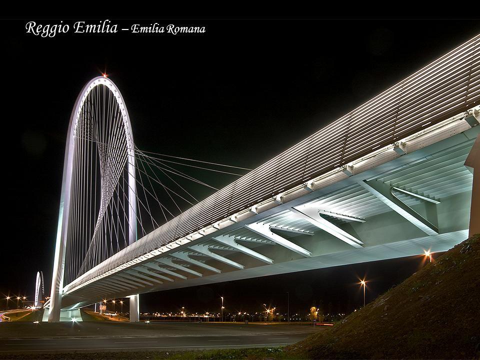 Reggio Emilia – Emilia Romana