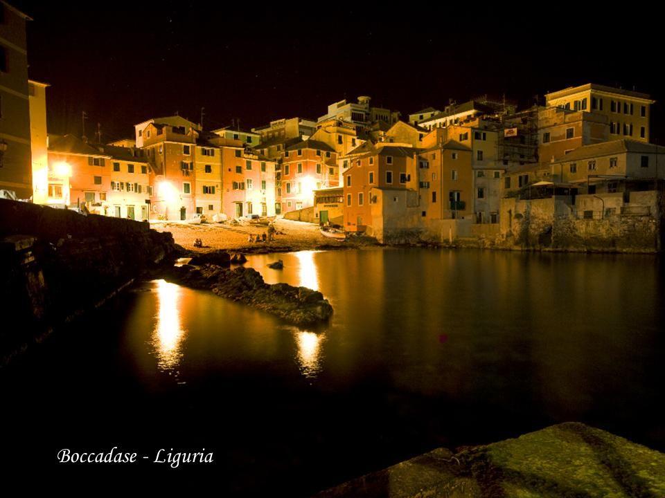 Genua - Liguria Genua Boccadase - Liguria
