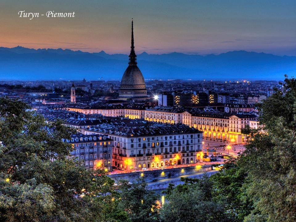 Turyn - Piemont Turyn