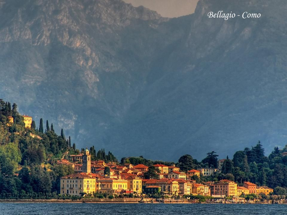 Pollenzo - Piemont Bellagio - Como Pollenzo