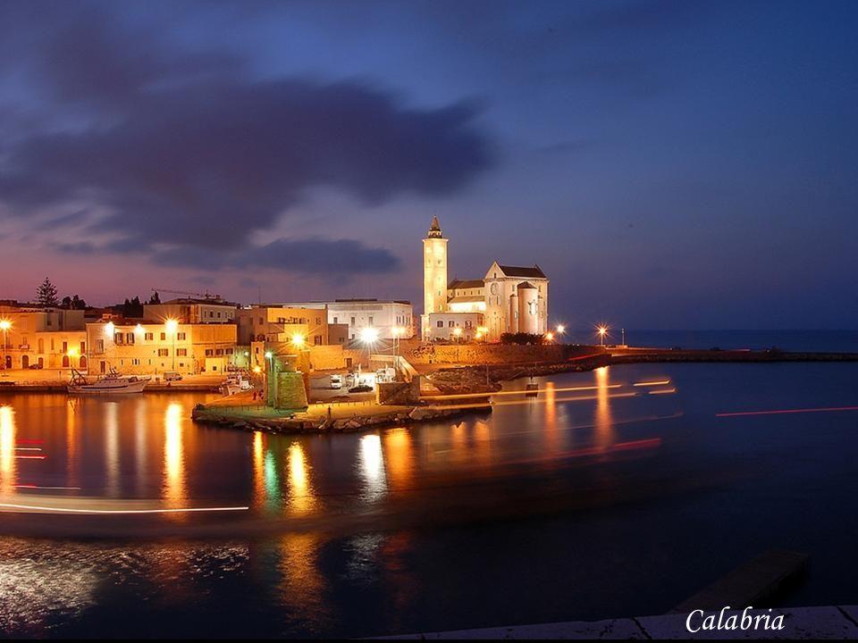 Pietrapertosa - Calabria
