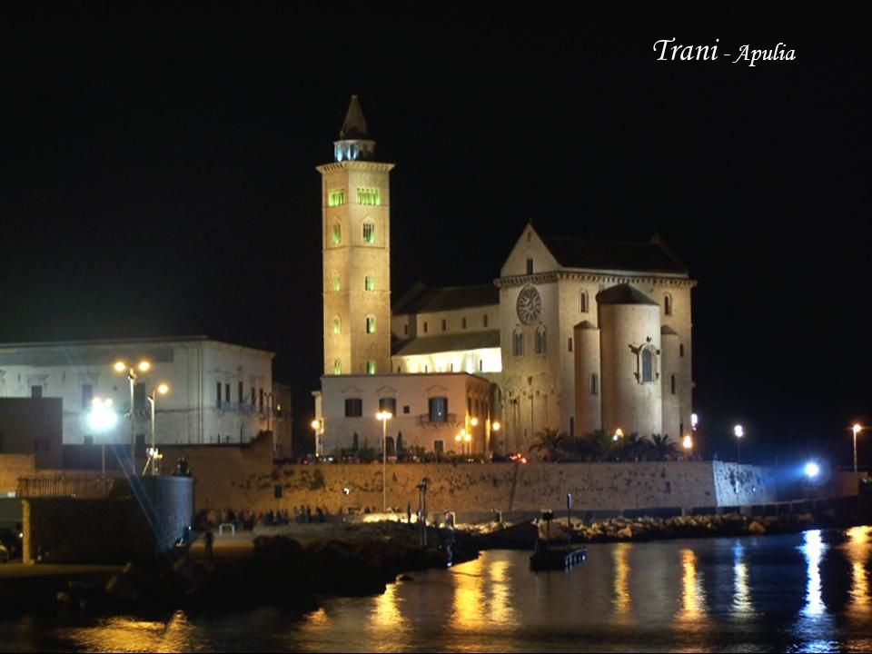Trani - Apulia Vieste, Apulia Lecce - Apulia Vieste - Apulia
